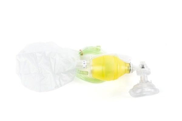 The BAG II Resuscitator Child w/mask #3 Qty 1