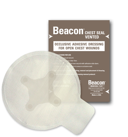 Beacon Chest Seal Vented Kit Size