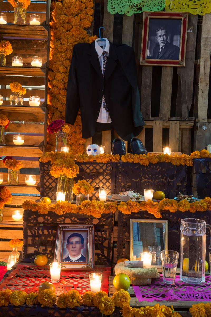 Deciphering the Meaning of the Day of the Dead Altar in Jalisco Mexico  Photos of Mexico by