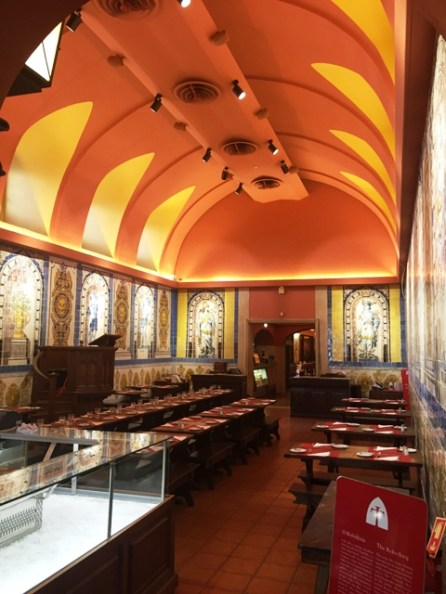 Interior of the Convent / bar