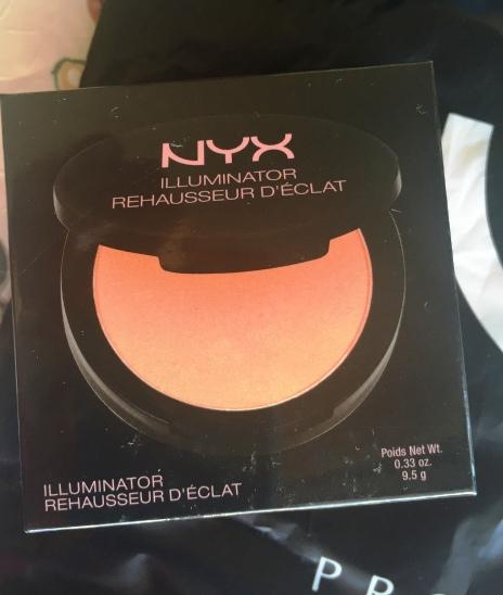 danetigress blog beauty review haul nyx