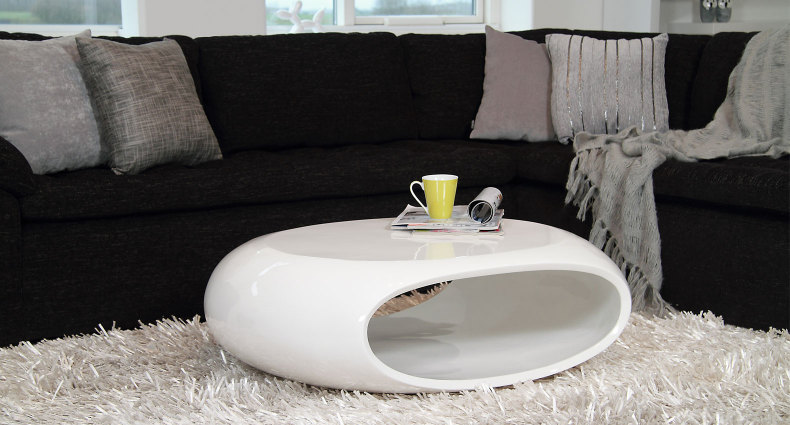 more from our contemporary white gloss