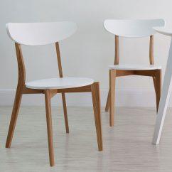 Wood Kitchen Chairs Contractor Nj White Oak Wooden Uk Danetti