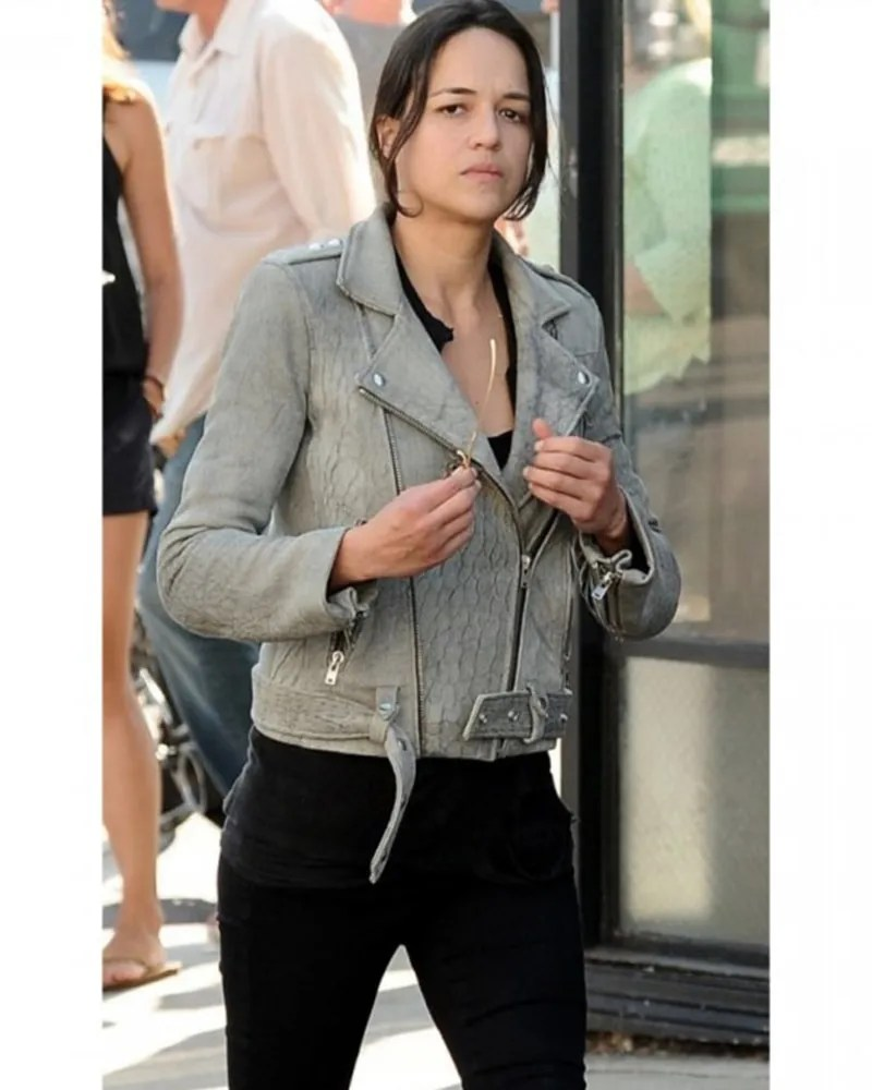 Letty Fast And Furious : letty, furious, Furious, Letty, Ortiz, Motorcycle, Jacket