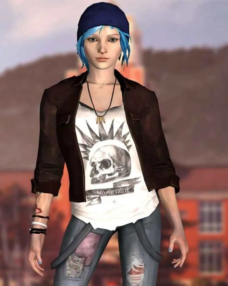 If you choose to save Chloe, you may want to read this
