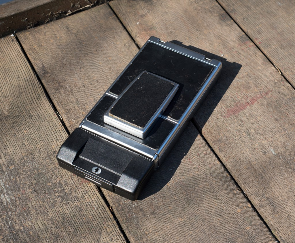 SX-70 Land Camera Folded