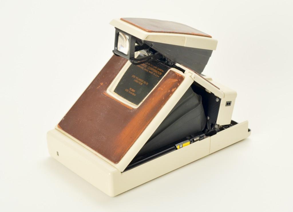 Polaroid SX-70 Land Camera Model 2 Back
