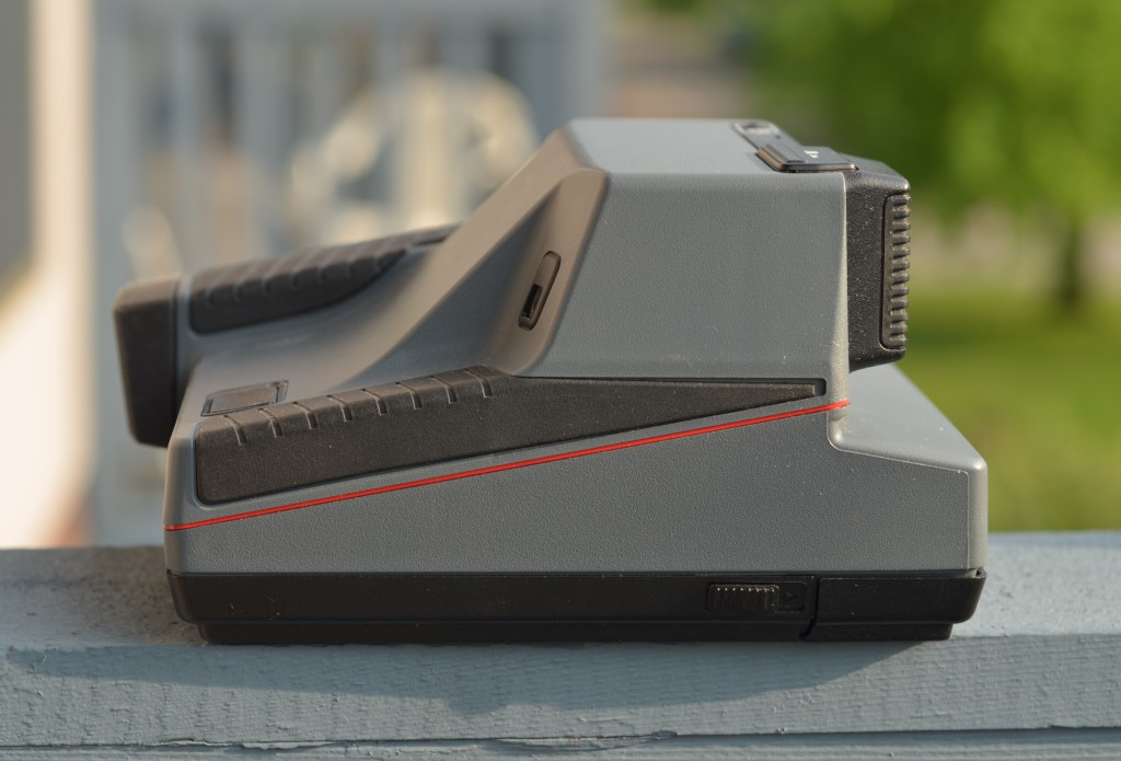 Polaroid Impulse AF Side