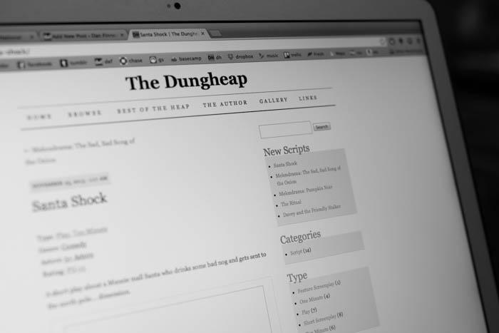 The Dungheap