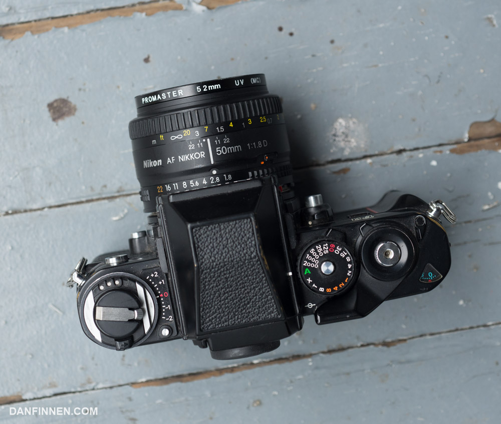 Autofocus lenses will work just fine as long as they have an aperture ring. Obviously you'll still have to focus manually.