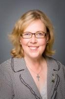 Green Party of Canada Leader Elizabeth May