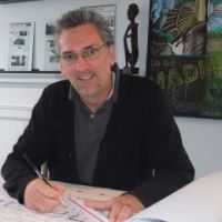 Sustainable architect Paul Dowsett