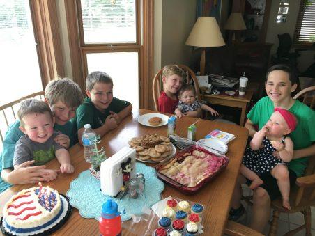 So many cousins!