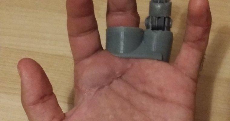 Build a finger