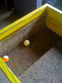 have you ever heard of carpet ball | Musings from Slow Pony
