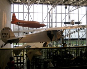 Image from the Air and Space Museum by Erich Vieth