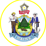 Image: Seal of Maine (public domain)