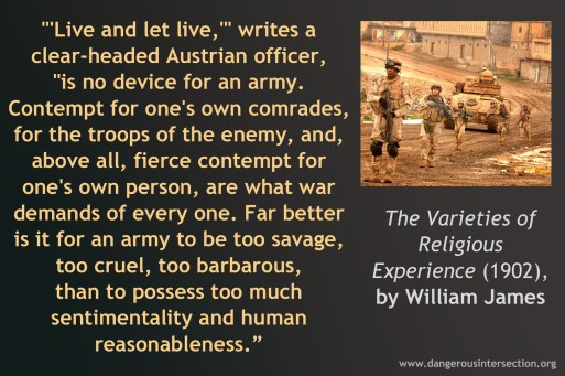 Varieties of Religious Experience - War William James copy