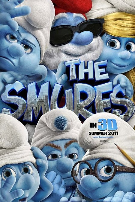 Harsh Movie Review: The Smurfs 3D