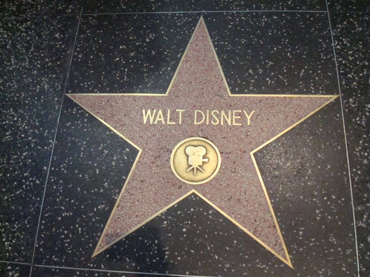 Walt Disney Was A Racist, Sexist, Asshole!