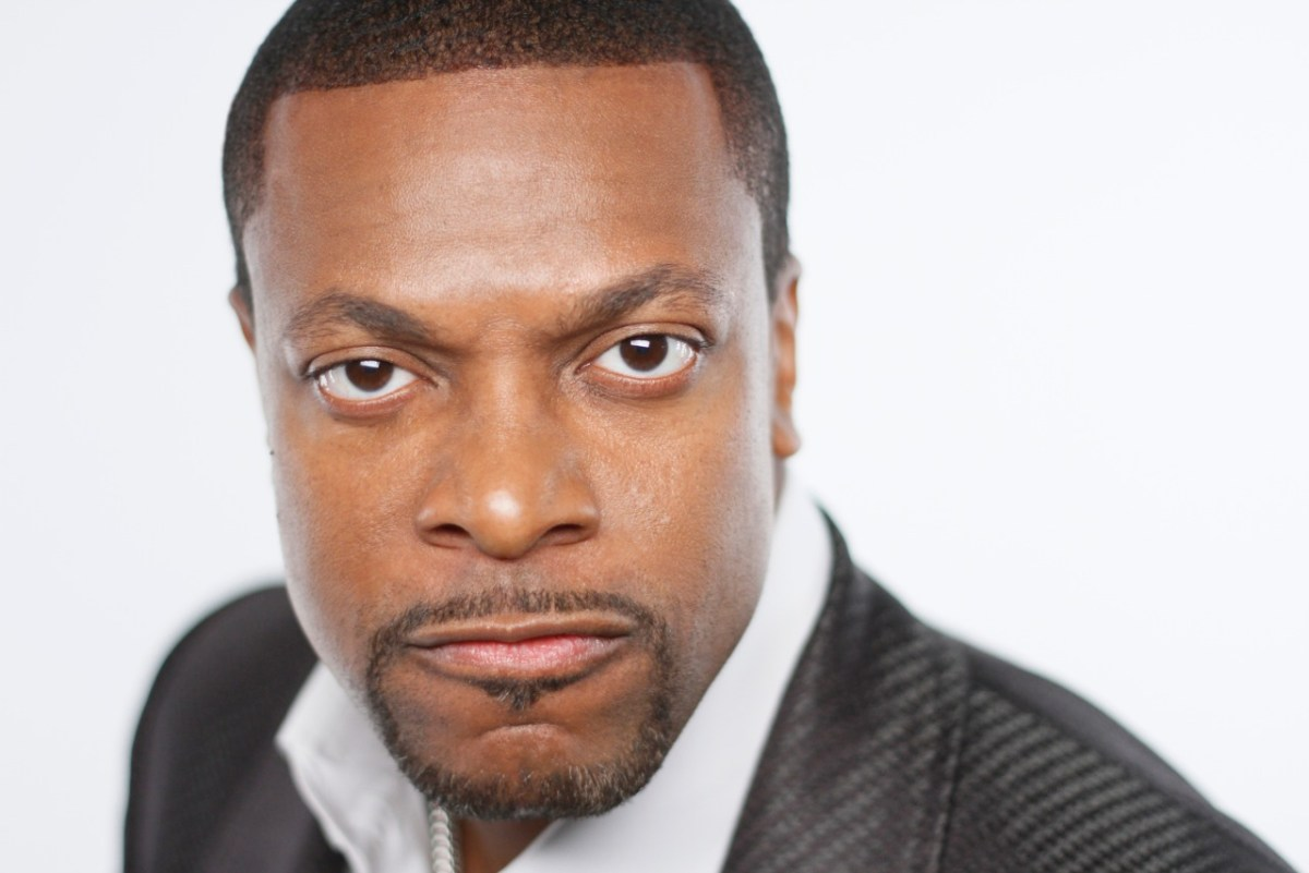 Chris Tucker Live: A Review