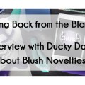 Why I've Removed Blush Novelties from my Blacklist
