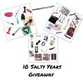 Lilly's '10 Salty Years' Giveaway