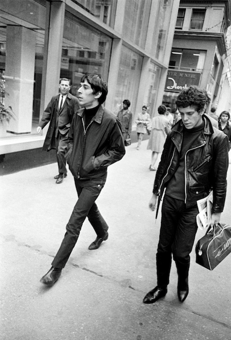 John Cale and Lou Reed