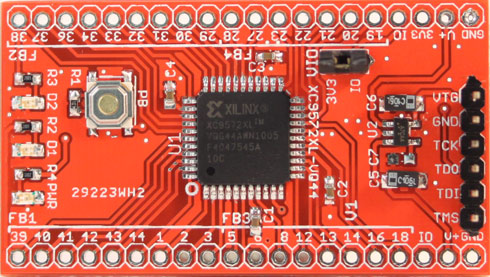 CPLD Complex programmable logic devices  DP