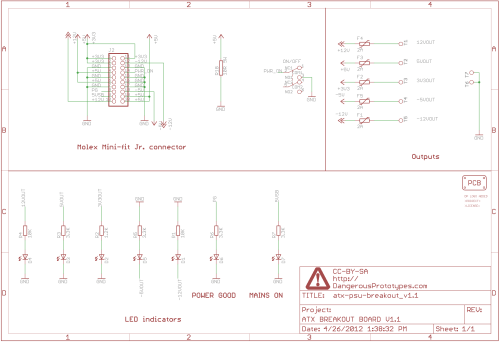 small resolution of atx breakout diagram wiring diagrams schematics supply power atx ba6061 atx wiring diagram