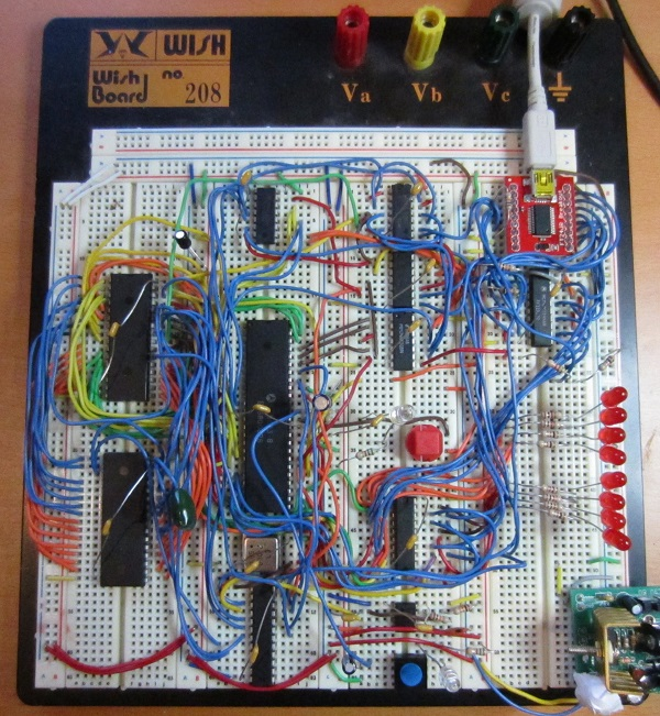 Contacts Solderless Breadboard Pcb Experiment Board Test Circuit Board