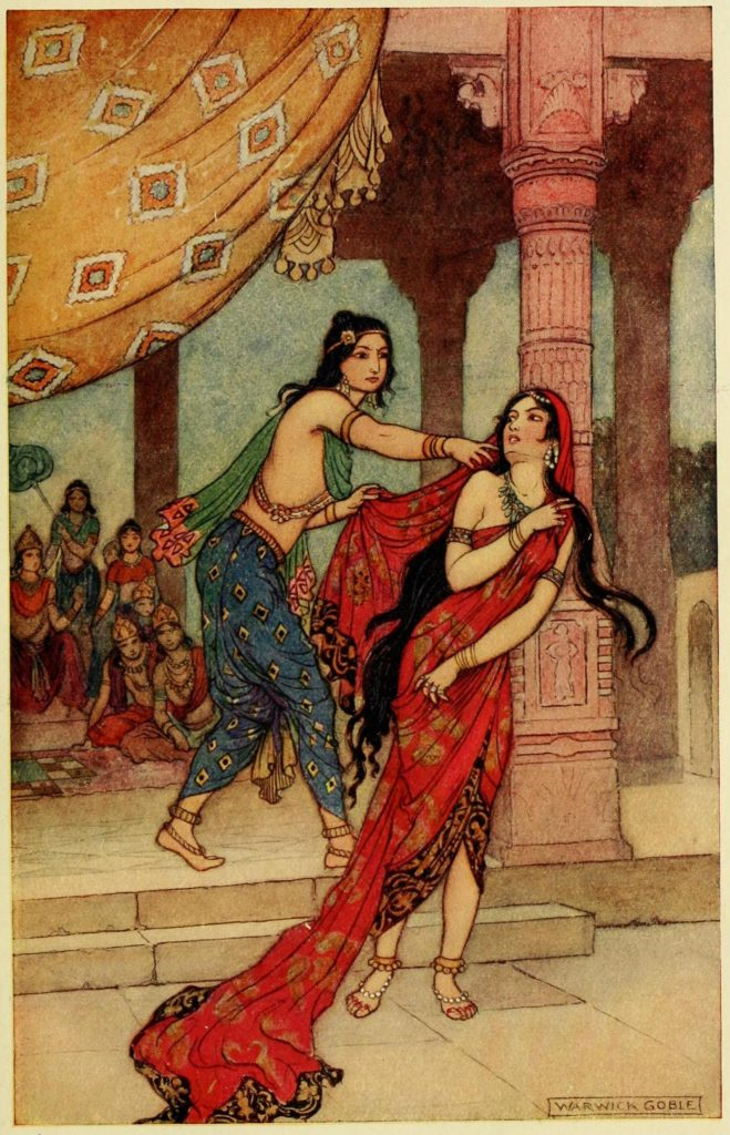 Why is Draupadi a Dangerous Woman?
