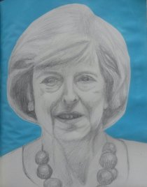 SGrewal-Women-of-Steel-Theresa-May-sketch
