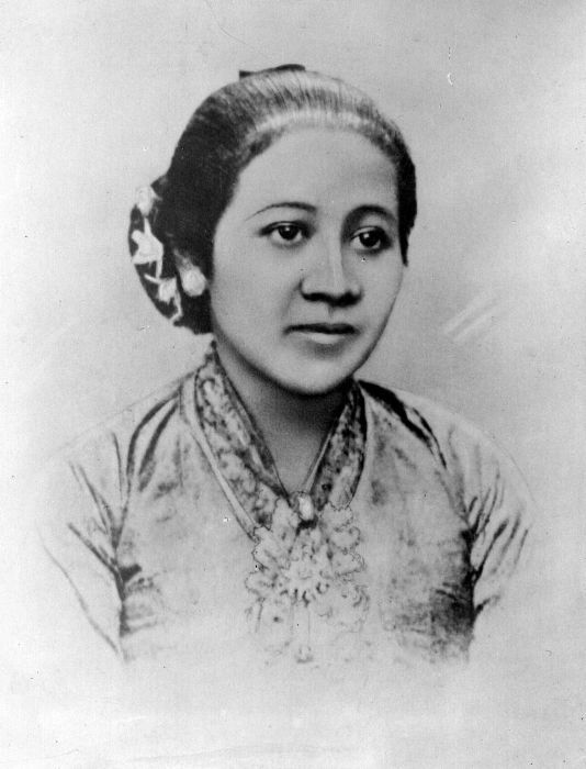 R. A. Kartini and the 'Clover Leaf'