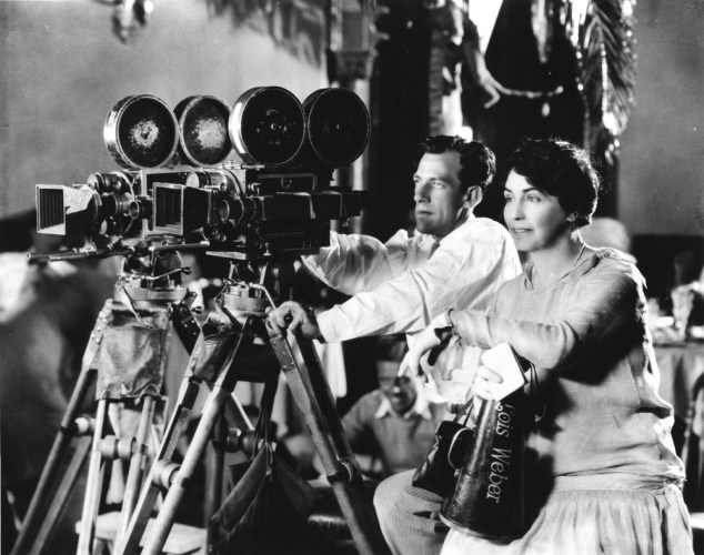 Lois Weber, Film Maker, Director, National Women's History Month