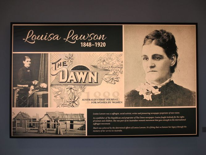 Louisa Lawson
