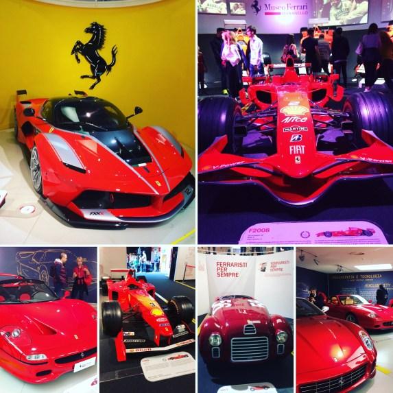 Ferrarimuseum Maranello