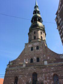 St. Petri von vorn