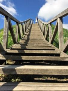 Treppen - mein schlimmster Albtraum