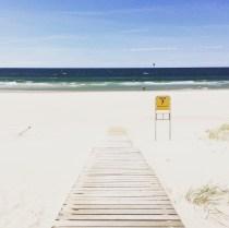 Strand bei Ventspils