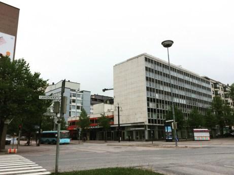Funktionsbauten in Lahti