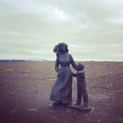 Childreen Denkmal Nordkap