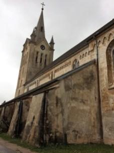 Kirche in Cesis