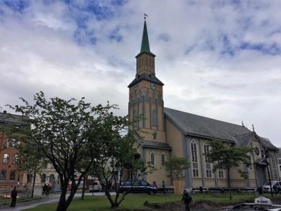 Tromsö Kathedrale (Norwegen)