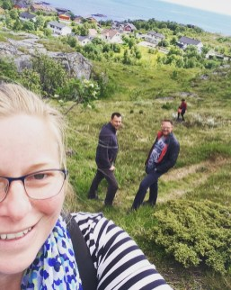 Wandern bei Å