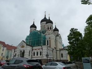 russisch-orthodoxe Kirche Tallinn (Estland)