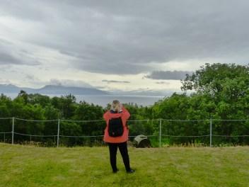 Fjord bei Harstad