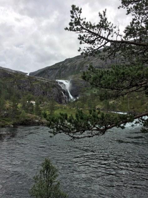 Wasserfall Nummer 3