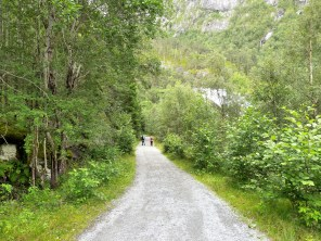 Wandern in Kinsarvik