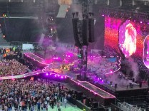 Coldplay Olympia Stadion 29.06.2016